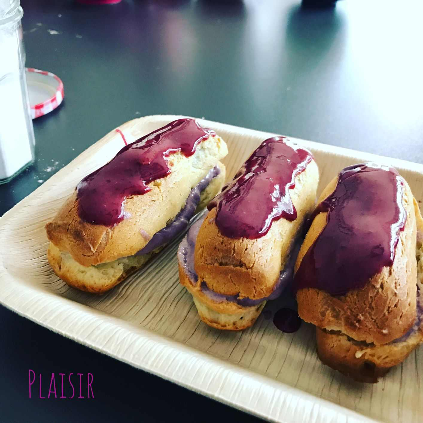 A savoury French Patisserie that illustrate pleasure we can have everyday